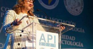 Mónica Thorman, electa presidenta de la API
