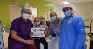 El Hugo Mendoza destaca en cuidados hemato-oncológicos a sus pacientes