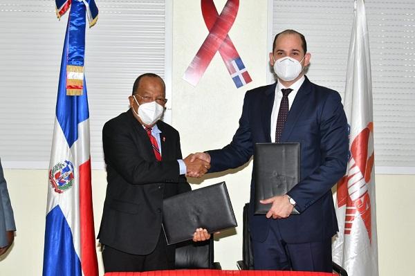 Acuerdo entre Promese y Conavihsida beneficiará a pacientes de VIH