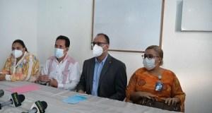Autoridades del hospital San Vicente de Paul desmienten falta de insumos y material gastable en en el centro