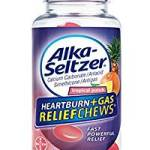 ¿Por qué el Alka-Seltzer alivia la indigestión?