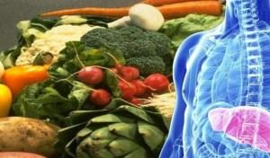 La dieta en la Hepatitis