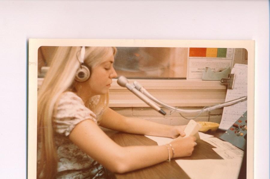 Ginny Zender SIU R&T Grad on W-O-W circa 1973.