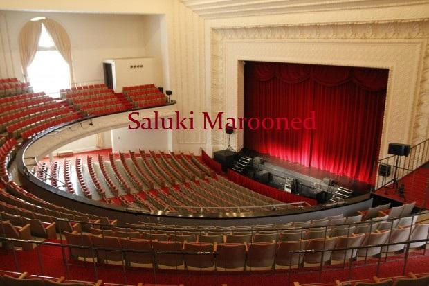 Shryock Auditorium at SIU.