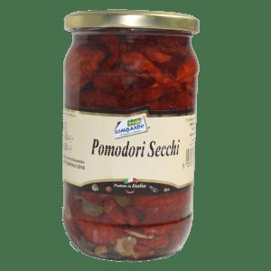pomodori secchi sott'olio lombardo