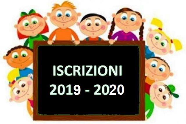 Pronti per le iscrizioni scolastiche 2019/2020 alle scuole primaria e secondaria