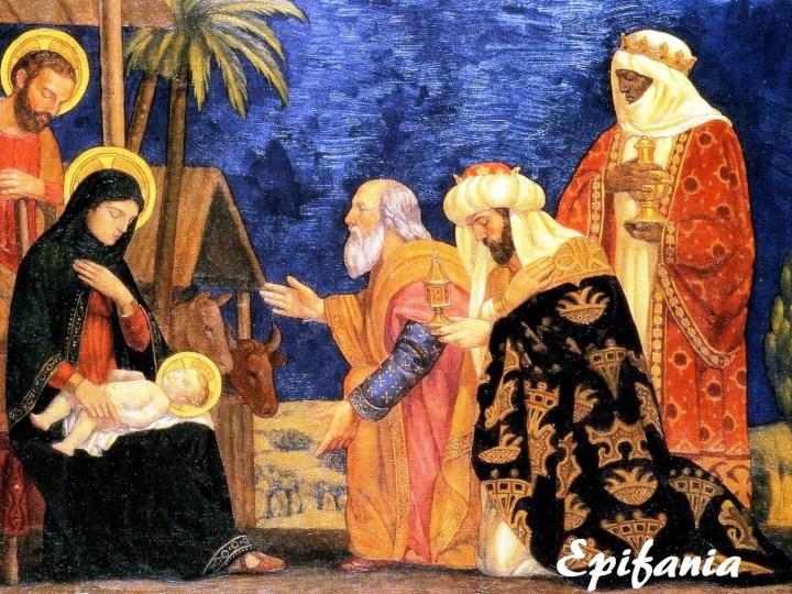 🎄Orari Messe dell'Epifania 2021
