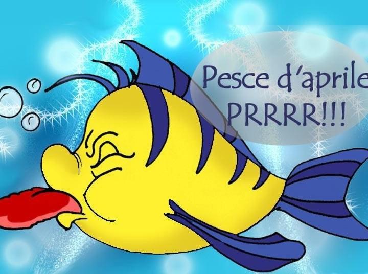 Buon pesce d'aprile !