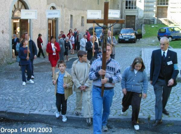 Domenica 14 luglio pellegrinaggio ad Oropa