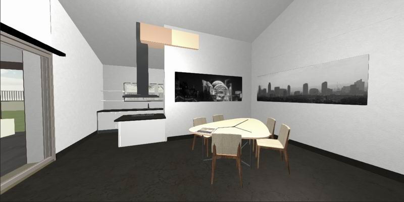 Matita Bluette progetta soluzioni d'interni