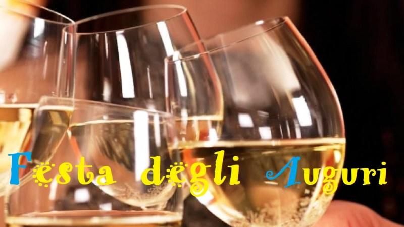 Domenica 15 dicembre c'è la Festa degli Auguri ed il pranzo per anziani e famiglie