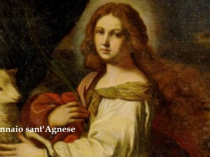 A Sant'Agnèis (21 gennaio) n'ora desteisa