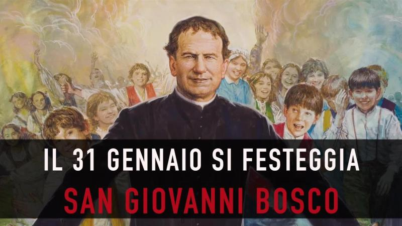 Domenica 31 gennaio la PGS e le ex allieve Salesiane ricordano san Giovanni Bosco