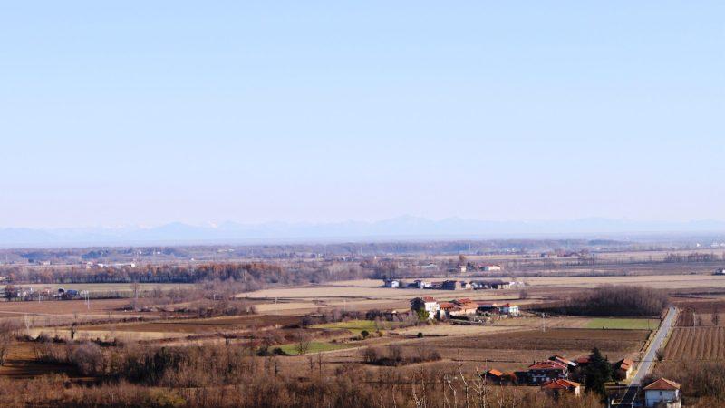 I villaggi di san Pellegrino e di san Lorenzo di Puliaco