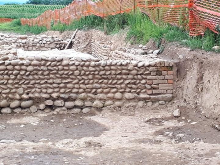 In 700 metri di scavo racchiusi 3500 anni di storia Salussolese