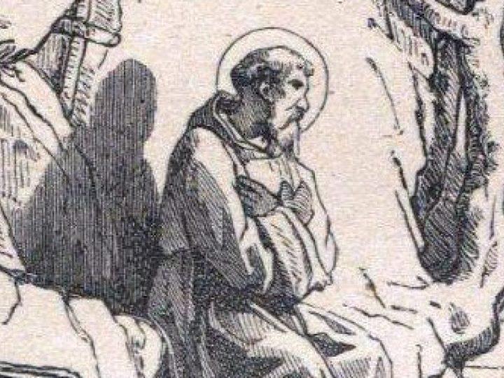Un proverbio, un santo: A fërvé minca galin-a as buta a canté