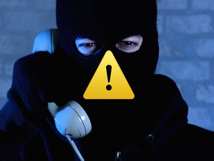Virus covid-19: Attenzione alle telefonate o alle visite truffa di chi vi propone un tampone per il coronavirus