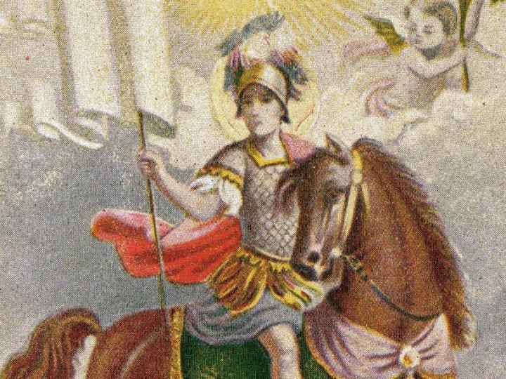 Un proverbio, un santo: La lun-a 'd mars e cola d'agost a son le pì fòrte