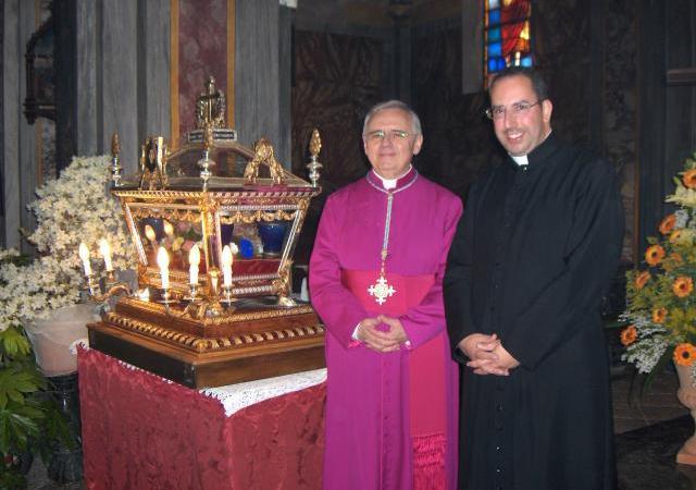 Il parroco di Salussola in video domenica 15 marzo, 3a di Quaresima