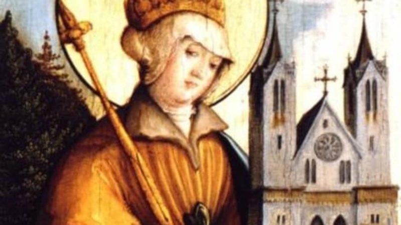 Un proverbio, un santo: Mars a veul fé le soe