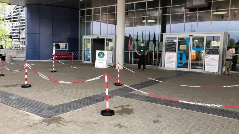 Dopo il confinamento: L'ospedale di Biella si sta organizzando per ripristinare i servizi ambulatoriali