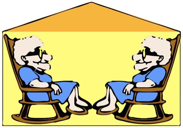 Dopo il  confinamento: Le linee guida per visitare i degenti delle case di riposo