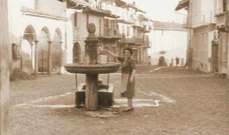 Curiosità Storiche: Il progetto de 'l burnel della piazza è del 1756
