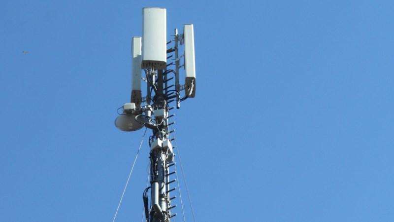 Wind Tre sostituisce l'impianto di telefonia mobile al Giabi