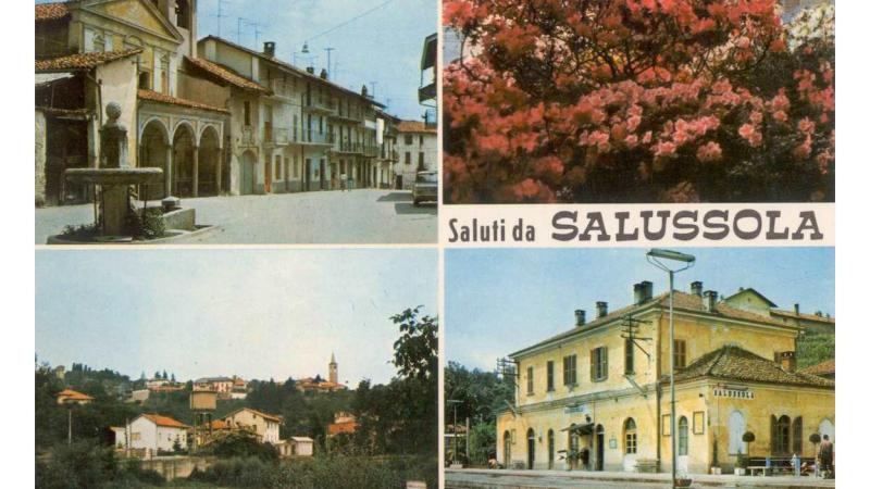 (8) E … State a Salussola con la cultura. Studio igienico statistico sopra Salussola del medico condotto nel 1849