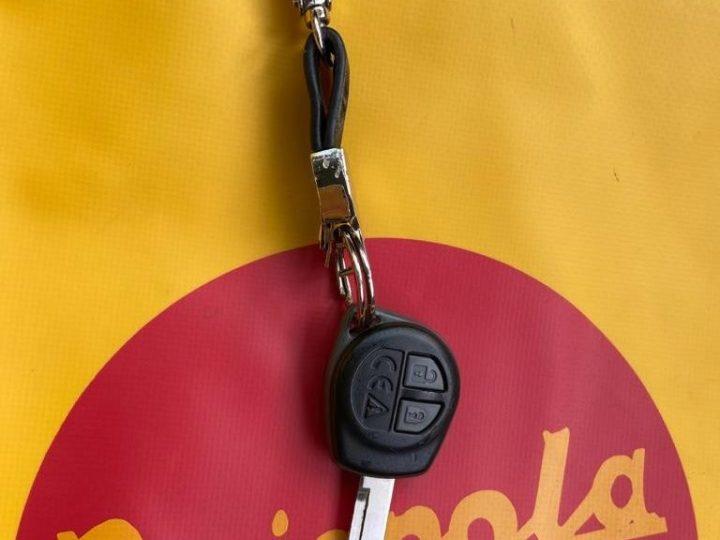 Di chi è questa chiave?