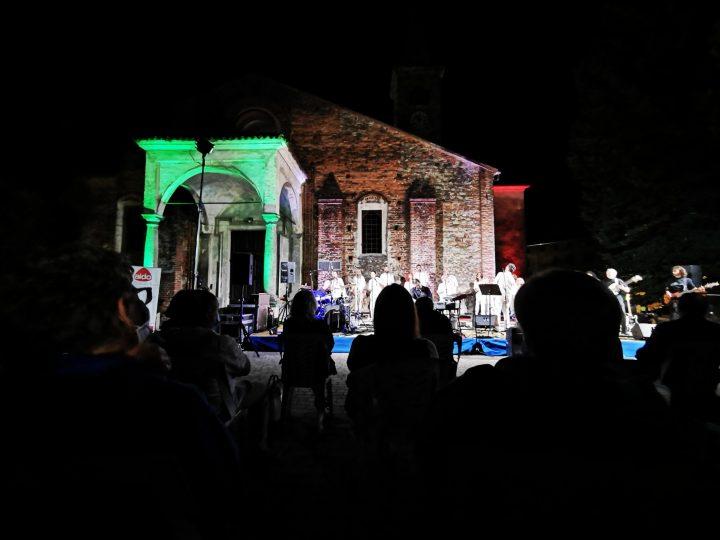Altre immagini dalla serata Concerto sotto le Stelle promossa da Aido per ricordare Carlo Cabrio