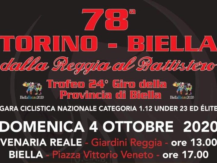 Oggi la 78a di ciclismo Torino – Biella transita da Salussola