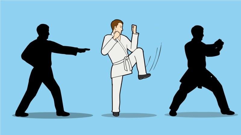 Tutti possono fare karate, inizia il corso per adulti