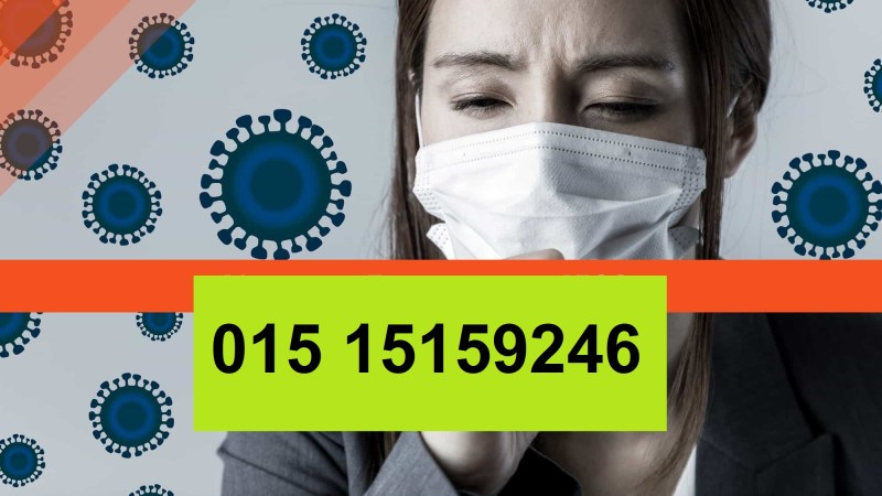 Covid-19: 015 15159246 è il nuovo numero per parlare con l'ospedale in caso di necessità