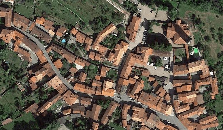 Curiosità Storiche: L'oratorio scomparso di san Bernardino
