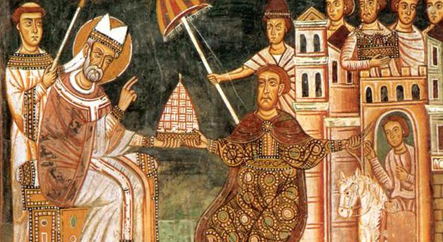 Curiosità Storiche: L'oratorio scomparso di san Silvestro