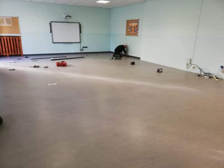 Adesso la scuola primaria ha un salone in più