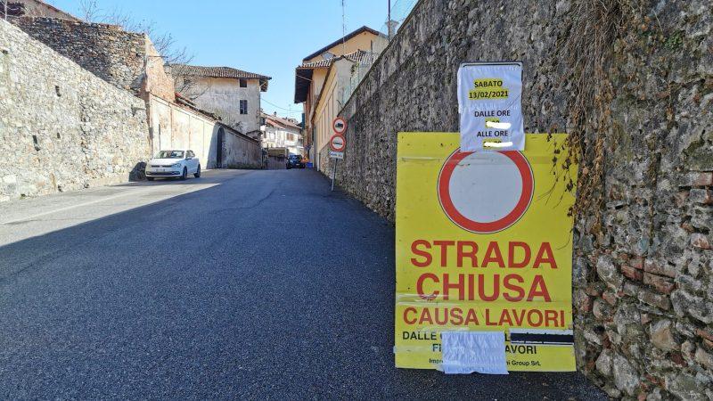Domani chiusa Via duca d'Aosta, e si transita solo su Via Roma
