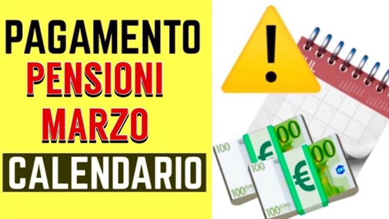 Da oggi e fino al 1° marzo si pagano le pensioni alla posta di Salussola