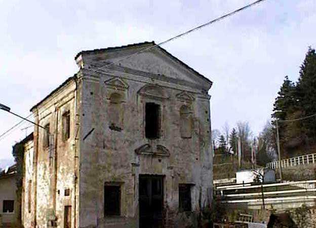 Vent'anni fa la chiesa di san Grato venne posta in vendita