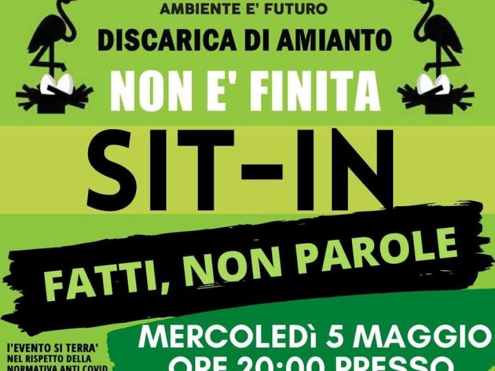 Consiglio Comunale con sit-in del comitato anti discarica in piazza