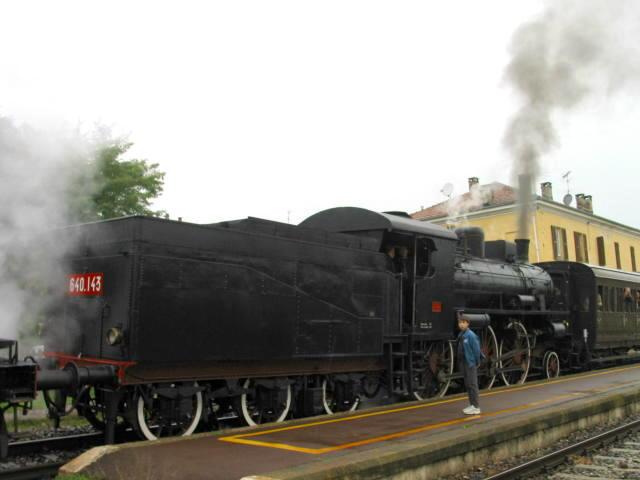 Sabato e domenica nessun treno in partenza e in arrivo alla stazione di Salussola