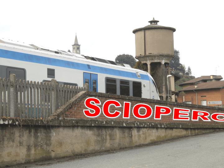 Ferrovia Biella – Santhià: Lunedì 11 ottobre sono garantiti solo i treni con maggior affluenza