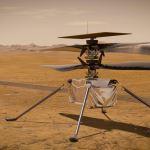 Un drone solare italiano per le missioni umane su Marte
