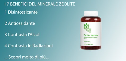 Zeolite Benefici