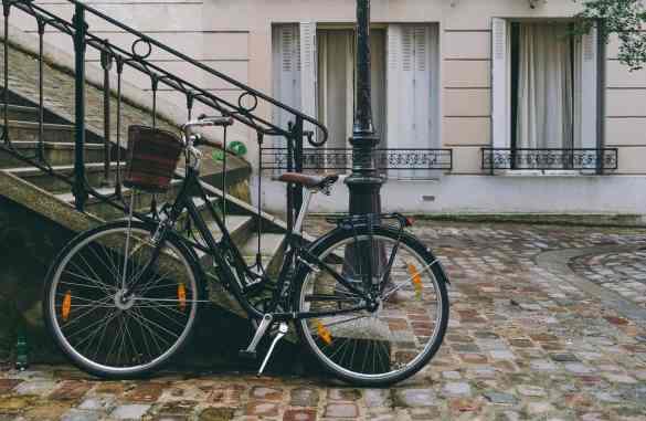 Paris by Vélib - a half day itinerary by bike