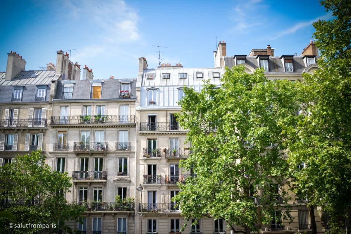 Parisian Hotels Balcony are rare but you can still find them! They are great picks for Couples in Paris or for a romantic vacation in Paris.