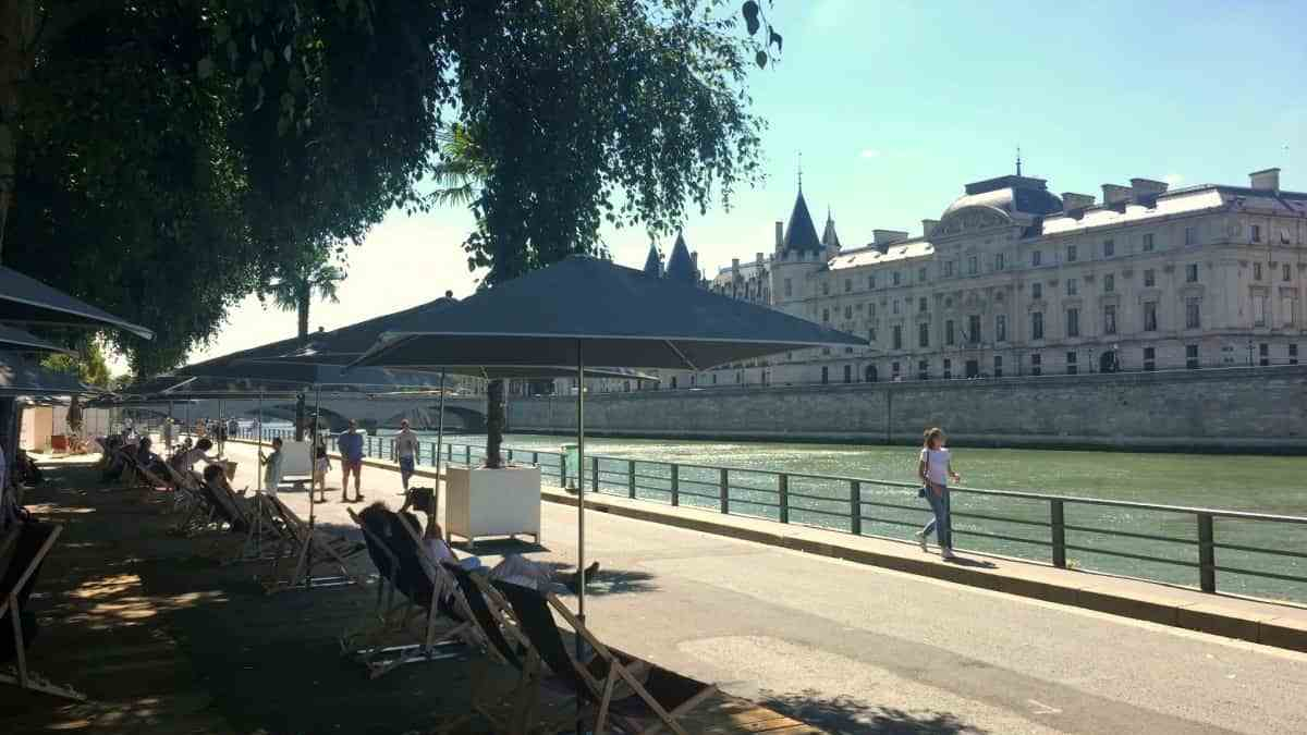 Paris Plage – Summer in the City
