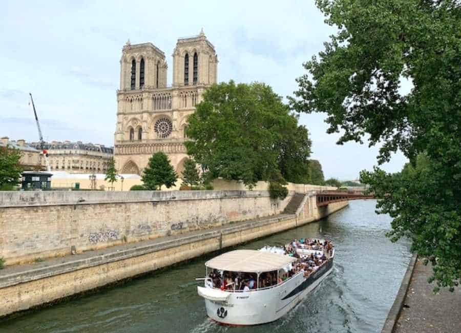 what to do in Paris for 4 days? definitely a Seine River Cruise!