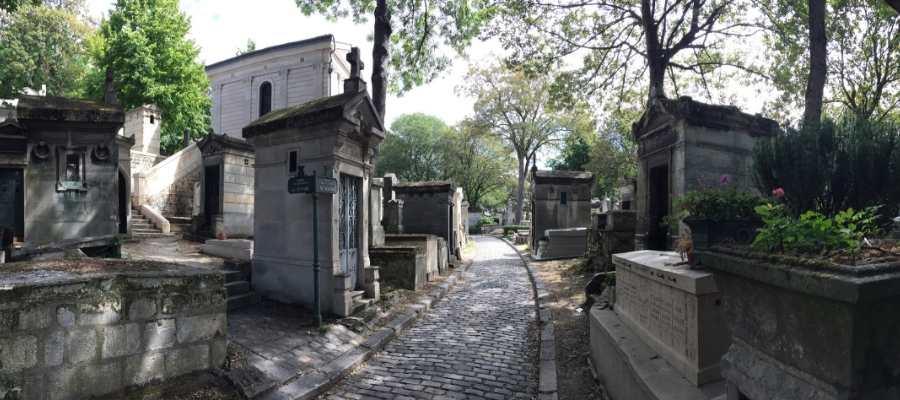 Cemetery Père Lachaise